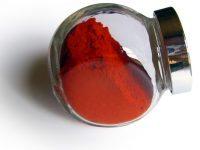 Czubryca czerwona